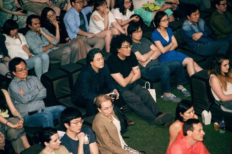 Un public nombreux et captif